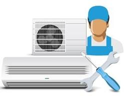 Установка кондиционера мощностью охлаждения до 9,0 кВт