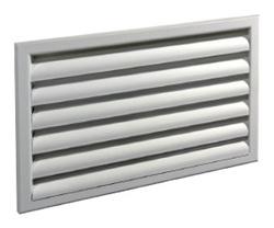 Решетка наружная алюминиевая РН 150х100