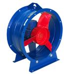 Вентилятор осевой ВО 06-300-4,0 (0,12 кВт / 1500 об/мин)
