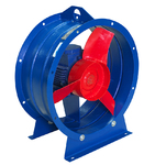 Вентилятор осевой ВО 06-300-6,3 (0,75 кВт / 1000 об/мин)