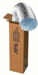 Гибкий воздуховод ALUAFS 254 мм (уп. 10 м)