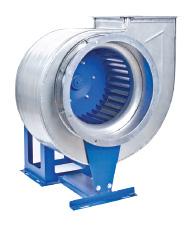 Вентилятор радиальный ВР 80-75 №4,0 (0,37 кВт / 1000 об/мин)
