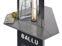 Столик с полимерным покрытием Ballu BOGH-T