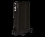 Масляный радиатор Ballu Classic BOH/CL-07BR Black