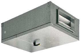 Приточная установка Systemair TA 1500 HW
