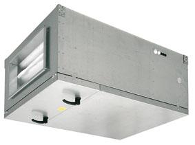 Приточная установка Systemair TA 3000 HW