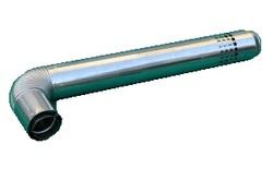 Комплект коаксиальных труб DAEWOO Gasboiler DGB 110/80 (евро)