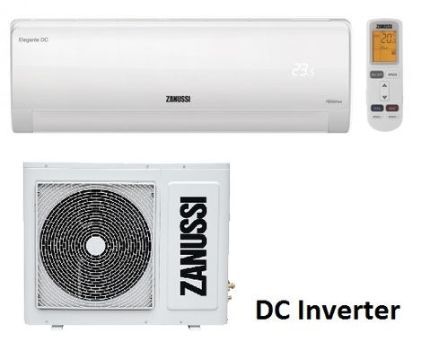 Кондиционер Zanussi ZACS/I-12 HE/A18/N1 Elegante DC Inverter