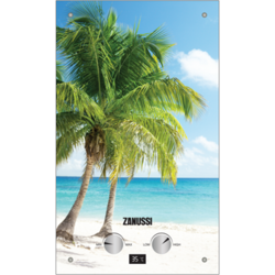 Проточный водонагреватель Zanussi GWH 10 Fonte Glass Paradiso