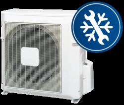 Установка комплекта зимних опций для работы кондиционера до -40°С