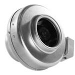 Вентилятор для круглых каналов Systemair К 160 XL