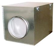 Приточная установка Systemair TLP 125/1,2