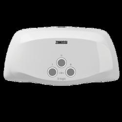Проточный водонагреватель Zanussi 3-logic 3,5 T (кран)